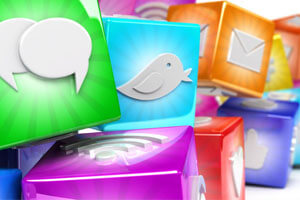 redes sociales a empresas