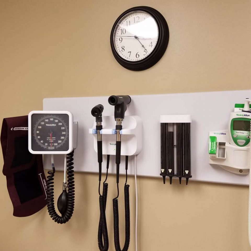 equipo para clínica en valladolid
