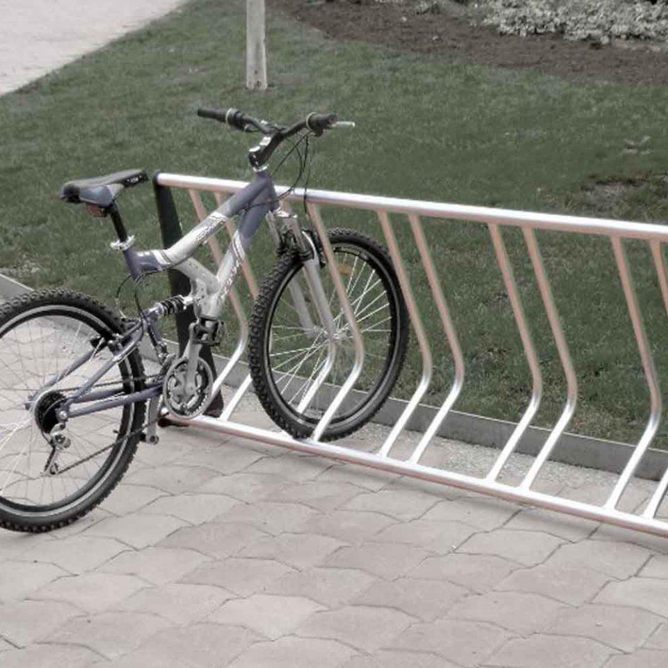 porta bicicletas mobiliario urbano