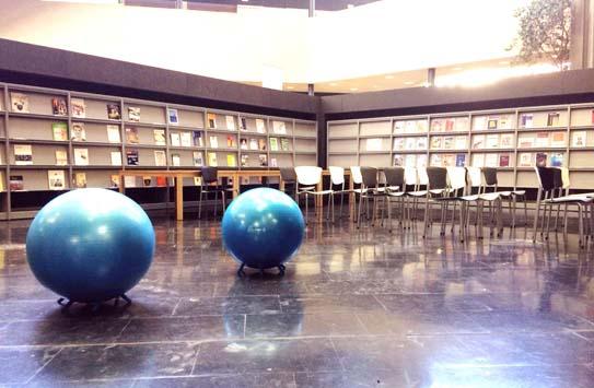mobiliario oficina bolas