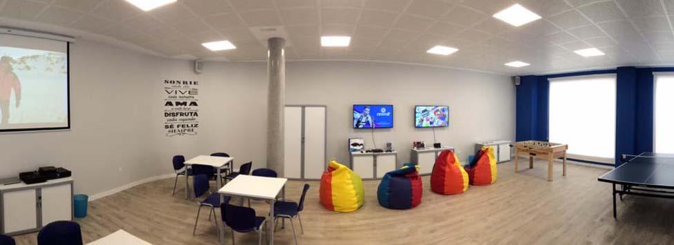 Centro de ocio en Valladolid