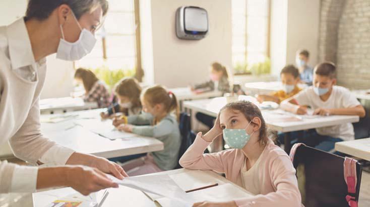 los mejores purificadores de aire para colegios