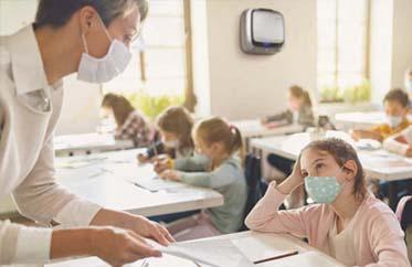 purificadores hepa colegios